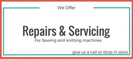we offer repairs and servicing
